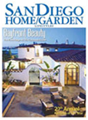 SAN DIEGO HOME/GARDEN MAGAZINE