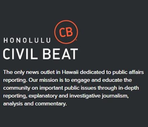 HONOLULU CIVIL BEAT